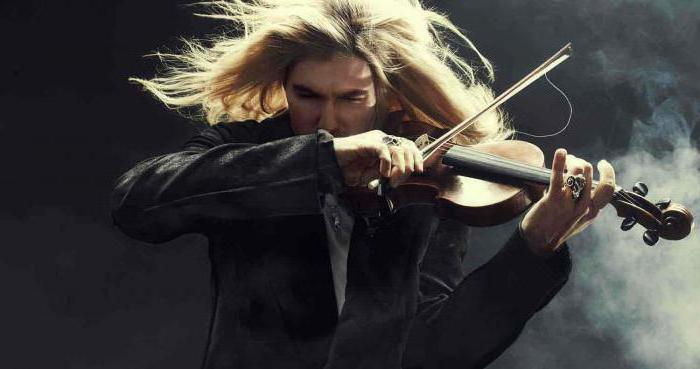 David Garrett, biographie